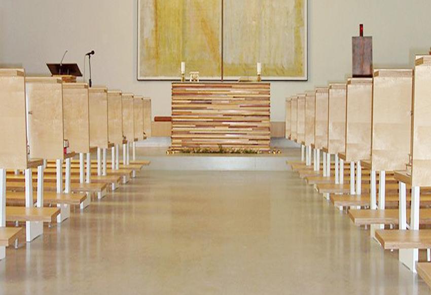 Magnesiaetrich Kirche